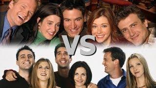 How I Met Your Mother vs. Friends