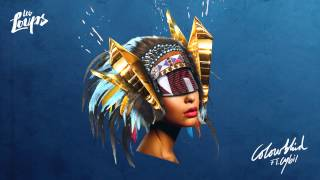 Les Loups - Colourblind (feat. Cybil)