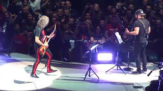 Metallica - The Final Countdown Live @ Globen, Stockholm 2018-05-05