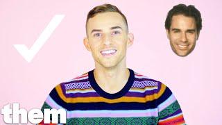 Winter Olympian Adam Rippon takes the Will & Grace Edition of LGBTQuiz   them.