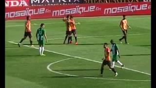 هدف الترجي الرياضي التونسي الأول ضد الملعب القابسي عن طريق طه ...