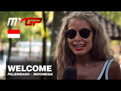 Welcome to the MXGP of Indonesia Palembang 2019 #motocross