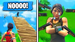 Fortnite close 99% to lose this game !