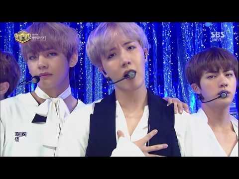 BTS (방탄소년단) - Spring Day (봄날) Stage Mix 무대모음 교차편집