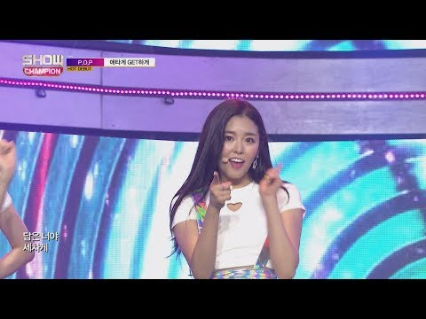 Show Champion EP.238 P.O.P - Catch You [피오피 - 애타게 GET하게]