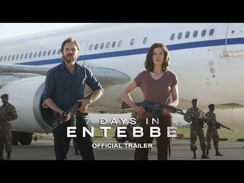 7 DAYS IN ENTEBBE - Official Trailer