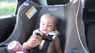Baby V S  Cookie and Grandma V.S Car Seat