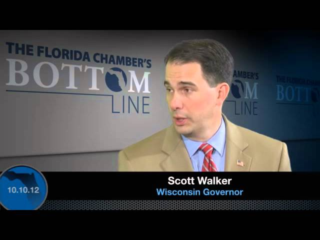 The Florida Chamber's Bottom Line - October 10, 2012