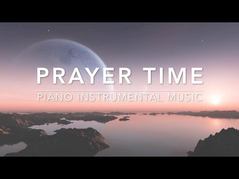 Prayer Time - 3 Hour Piano Music | Prayer Music | Meditation Music | Worship Music | Warfare Music