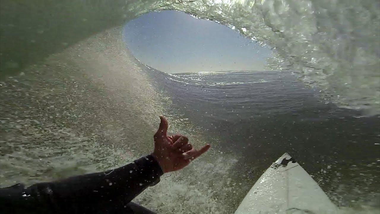 Une session surf à Skeleton Bay avec Dale Staples
