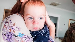 Baby Rejects Dad & Breaks His Heart!