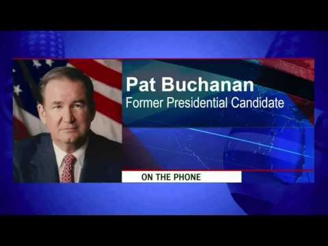 Patrick J. Buchanan  - Former GOP Presidential Candidate, Syndicated Columnist - Smashpipe News