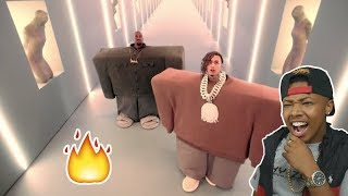 "Kanye West & Lil Pump ft. Adele Givens - ""I Love It"" (Official Music Video) Reaction"