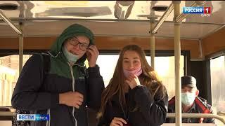 Проезд в общественном транспорте без масок теперь запрещён