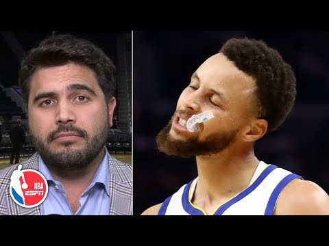 Steph Curry's broken hand gives the Warriors every reason to tank - Nick Friedell | NBA on ESPN