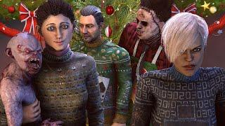 [SFM] Dead By Daylight Animation - Merry Christmas