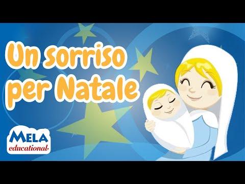BUON NATALE - Sorriso di Natale  - Canzoni per bambini di Mela Music