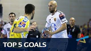 Top 5 Goals | Round 5 | VELUX EHF Champions League 2018/19