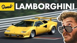 Lamborghini - Everything You Need to Know | Up to Speed