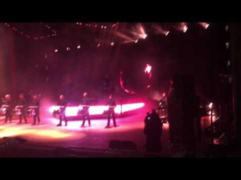ODESZA Legendary Final Song - Red Rocks amphitheater 5/27/17