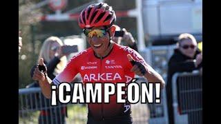 🏆 Nairo Quintana 🇨🇴 campeón del Tour de Alpes Marítimos y Var
