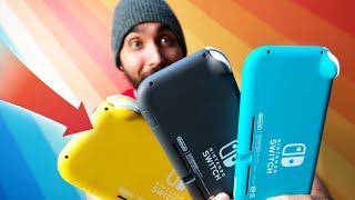 Best Nintendo Switch Lite Color!