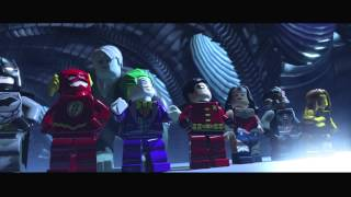 LEGO Batman 3: Beyond Gotham Cast Trailer
