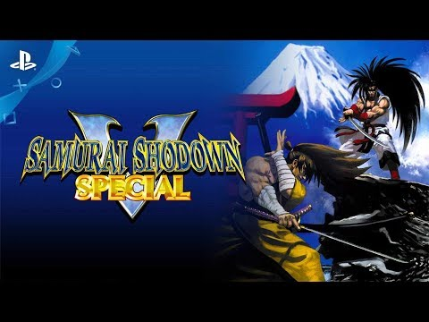 SAMURAI SHODOWN V SPECIAL Video Screenshot 1