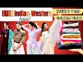 *HUGE* Indian - Western wear haul || New Trending designs Wholesale prices || Starts 400/- || Meesho