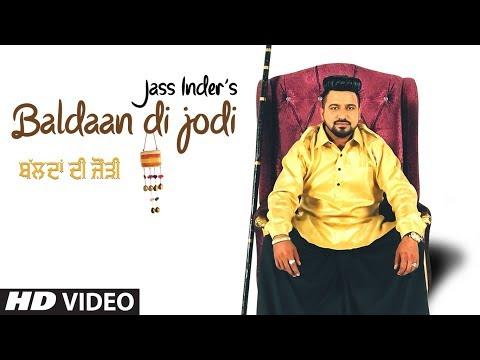 Baldaan Di Jodi: Jass Inder (Full Song) Br Dimana, Rd Boy - Gagan Jagatpuri