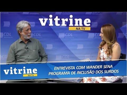 Imagem Programa de Inclusão dos Surdos - VITRINE NA TV 21/08/2018