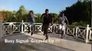 Busy Signal - Grease Up |Teamcautiion Dancehall Choreography|2014