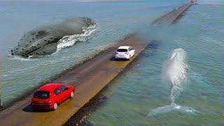 दुनिया के 5 सबसे खतरनाक सड़कें। Top 5 DANGEROUS ROADS in the world.