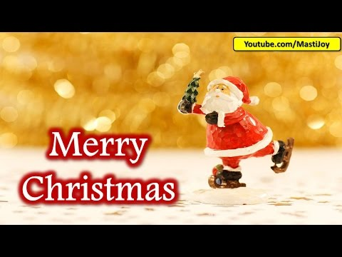 Merry Christmas & Happy New Year 2018 Greetings, Best Wishes, Whatsapp Video message, E card