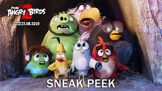 THE ANGRY BIRDS MOVIE 2 | Phim Angry Birds 2 | Sneak peak 'NHÀ' | KC 23.08.2019