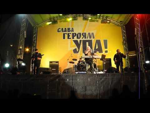 Кому Вниз - «Ворони», Марш УПА-2013, Київ, 2013.10.14