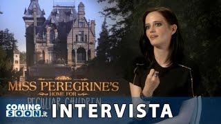 Miss Peregrine - La Casa dei Ragazzi Speciali: intervista esclusiva a  Eva Green