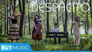 DESPACITO - Piano, Violin, Cello cover