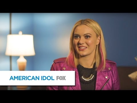 Olivia Rox Bids Farewell to Idol - AMERICAN IDOL