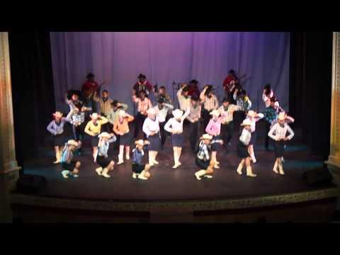 Baja California Calabaceado Teatro Calderon Festival Zacatecas del Folklor Internacional 1