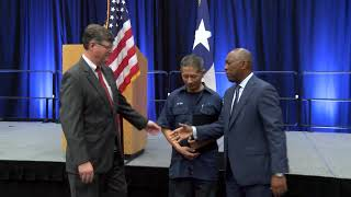 Thirty Years Of Service To Houston (Mayor Sylvester Turner, Service Awards)