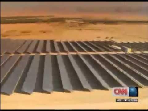 CNN Green Pioneer - Yosef Abramowitz, Arava Power Company