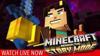 StacyPlays Minecraft StoryMode Season 2 Finale!