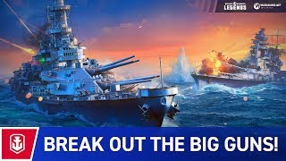 World of Warships: Legends Reviews, News, Videos, & More - Xbox One