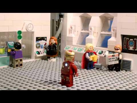 Baixar LEGO Avengers Harlem Shake