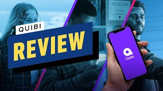 Quibi Review (2020)
