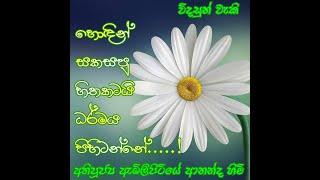 2016 08 11 Ven Ambilipitiye Ananda Thero-Sammasamadhi Intl Meditation Ctr-Listen beyond Words & Time