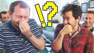 The Whisper Challenge #2 with Matthias, Markiplier, Wade, and Jesse