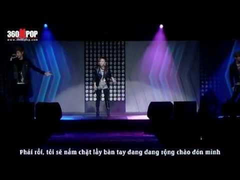 [Vietsub] One Dream - BoA ft. Kris ft. Key (SM Town Live In LA)