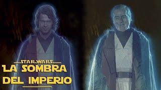 ¿Por Qué El Fantasma de Anakin Skywalker Era Joven? – Star Wars Regreso Del Jedi